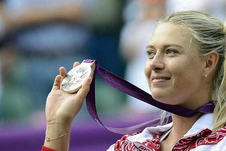 'Búp bê' Nga giã từ quần vợt - ảnh 1