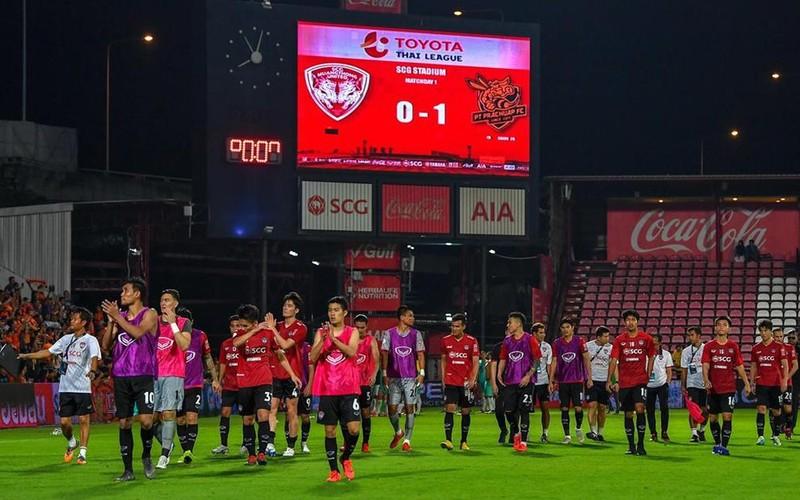 Thai-League đã bắt đầu… biết sợ - ảnh 1