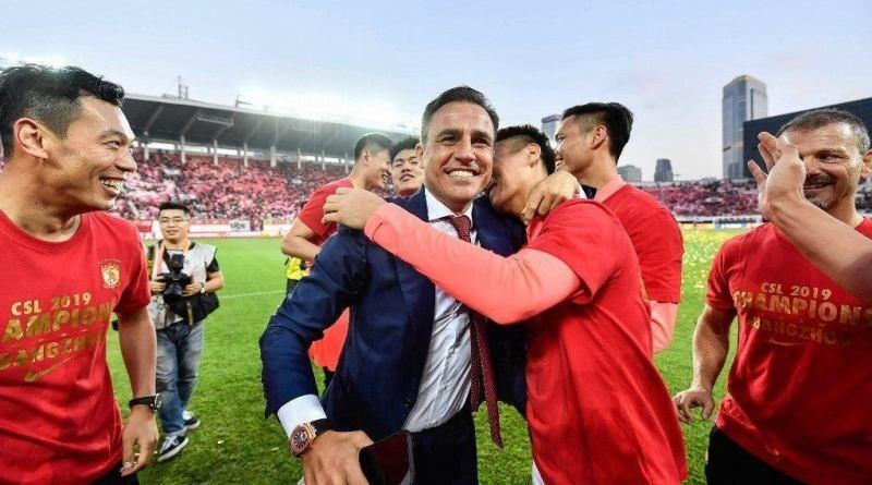 CLB Trung Quốc chưa đá trận nào cũng… nhì bảng - ảnh 3
