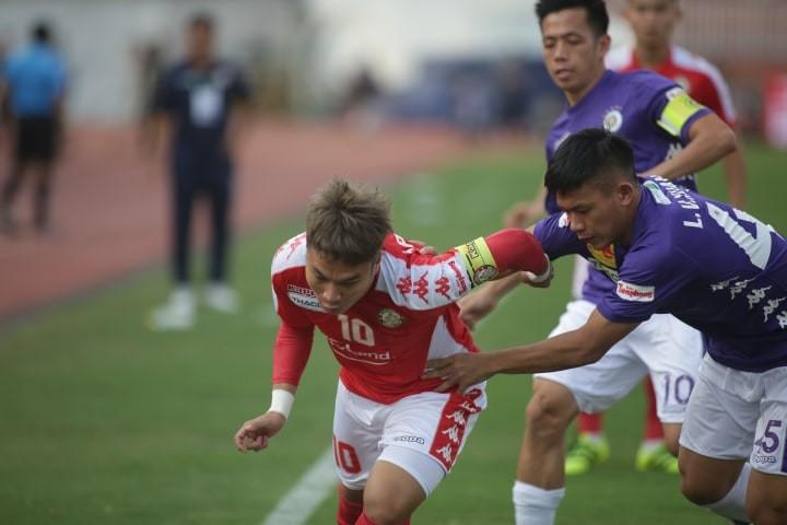 Thai-League dừng thì V-League chạy - ảnh 1