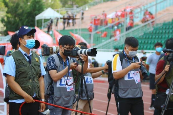 Thai-League dừng thì V-League chạy - ảnh 2