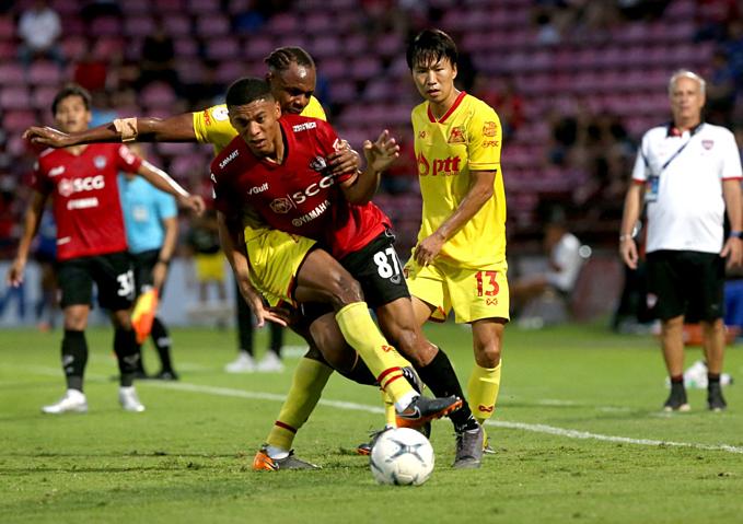 Thai-League dừng thì V-League chạy - ảnh 3