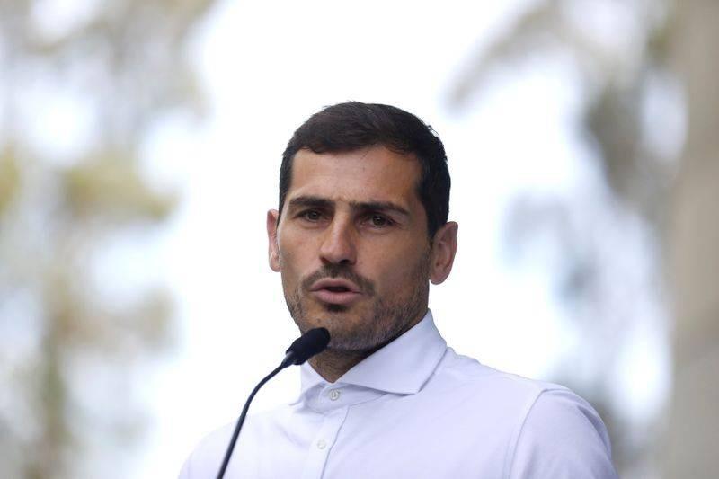 Cảnh sát lục soát nhà Iker Casillas - ảnh 1
