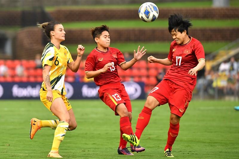 Thua đậm Úc, Việt Nam khó giành vé dự Olympic 2020 - ảnh 2