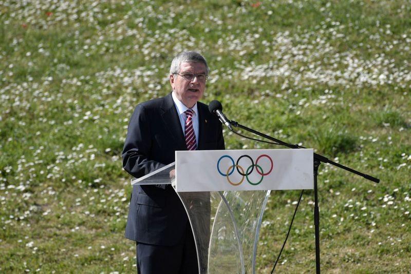 Olympic 2020 bắt đầu từ huyền thoại bị 'toang' vì COVID-19 - ảnh 10