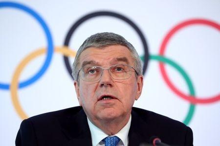 Chủ tịch IOC: 'Hủy Olympic không có trong nhóm giải pháp' - ảnh 1