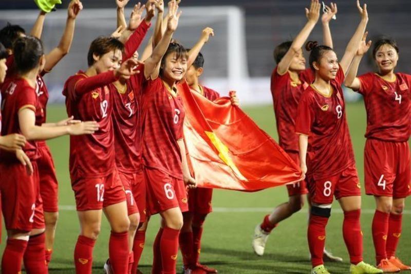 Bóng đá nữ Việt Nam đứng đầu ĐNA, thứ 6 châu Á và 35 thế giới - ảnh 1