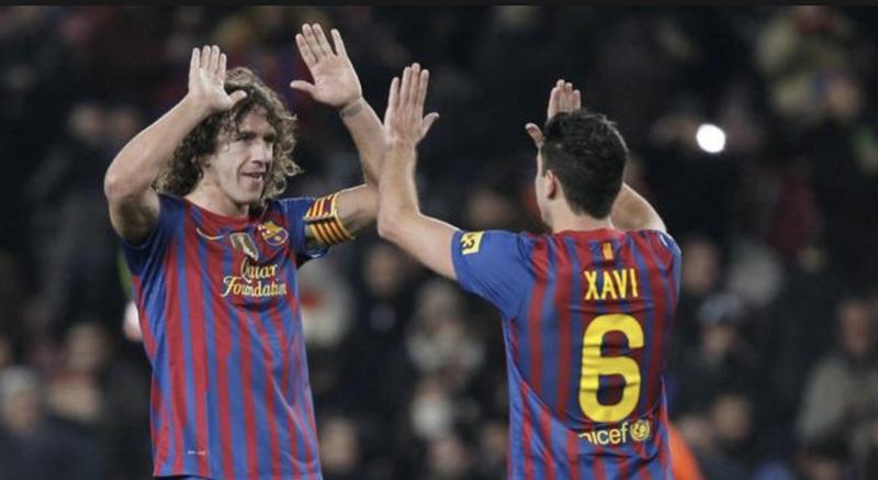 Chưa về Barcelona, Xavi đã 'kéo bè, kéo phái' - ảnh 3