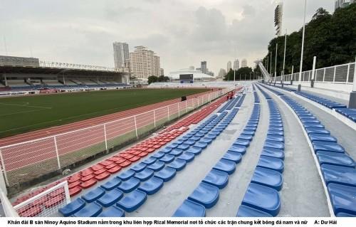 Nơi U-22 VN vô địch SEA Games 30 trở thành bệnh viện dã chiến - ảnh 1