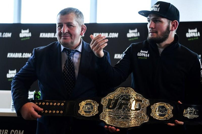 Khabib đơn phương hủy trận UFC 249? - ảnh 1