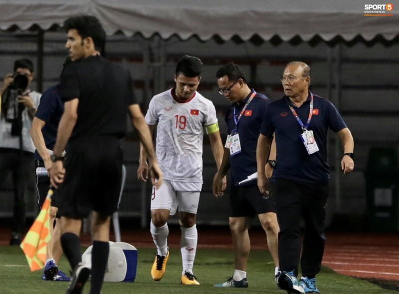 Cầu thủ gây chấn thương cho Quang Hải tích cực chống COVID-19 - ảnh 2