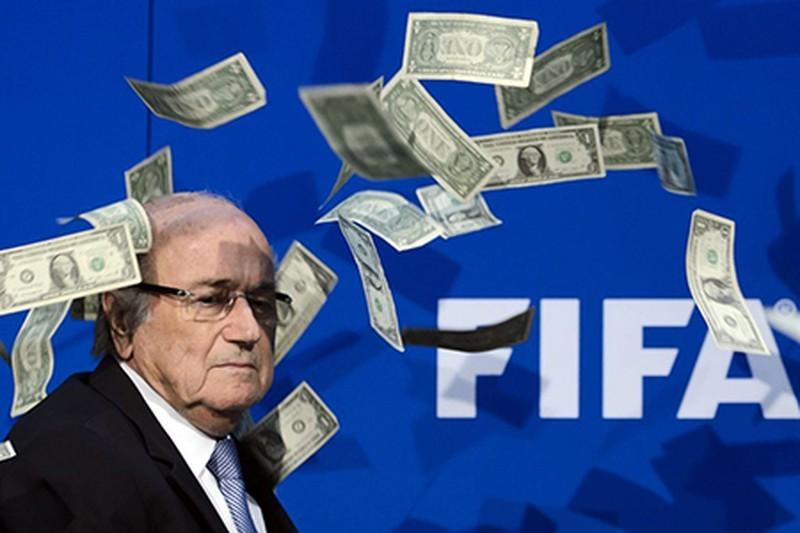 'Sepp Blatter già rồi, để ông ấy nghỉ ngơi' - ảnh 1
