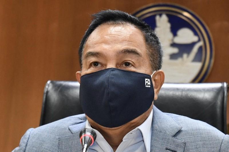 'Áng mây đen' giáng xuống Thai-League - ảnh 1
