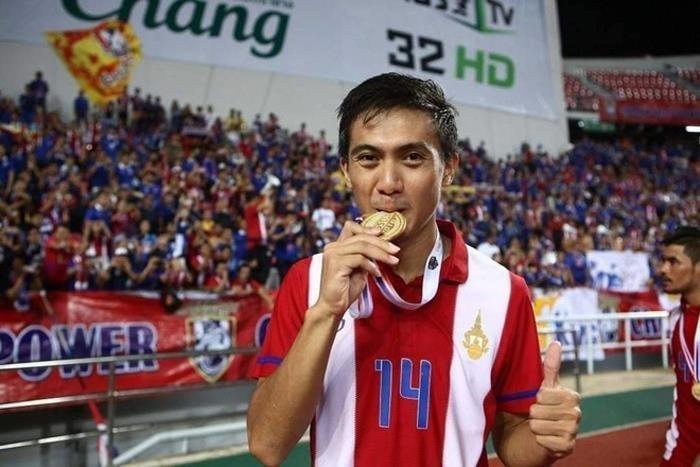 Tác giả bàn thắng vàng chung kết SEA Games 2013 đã trình diện - ảnh 2