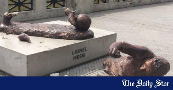 Vì sao tượng đài các huyền thoại bóng đá bị phá hoại? - ảnh 2