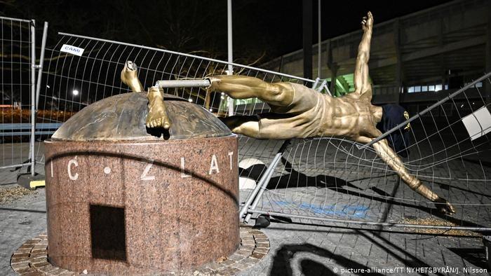 Vì sao tượng đài các huyền thoại bóng đá bị phá hoại? - ảnh 6