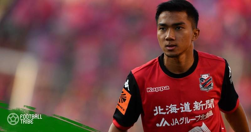 2 tuyển thủ Thái Lan vào đội hình 'Dream team' J-League 1 - ảnh 1