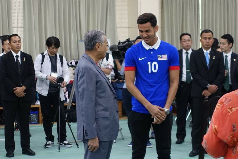 Nhật dạy tuyển thủ Malaysia 'không thành tài cũng thành nhân' - ảnh 3