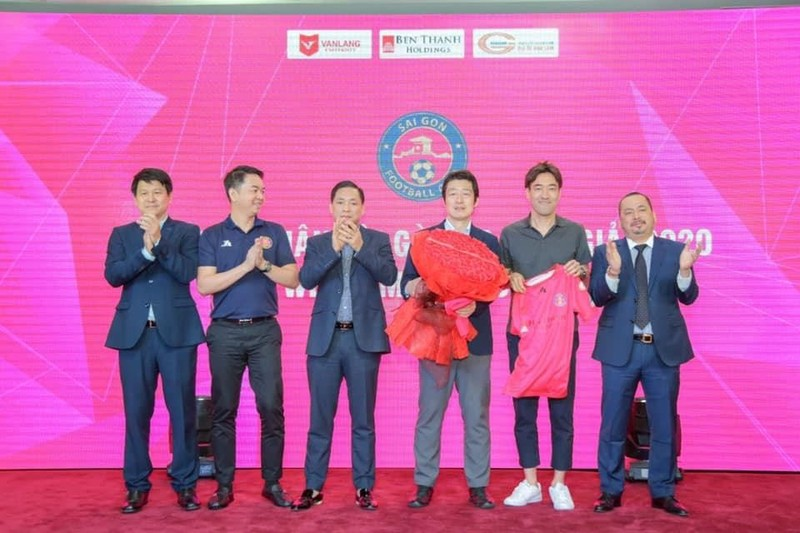 Báo chí Nhật đưa tin về cuộc 'hôn nhân' Sài Gòn FC - Tokyo FC - ảnh 1
