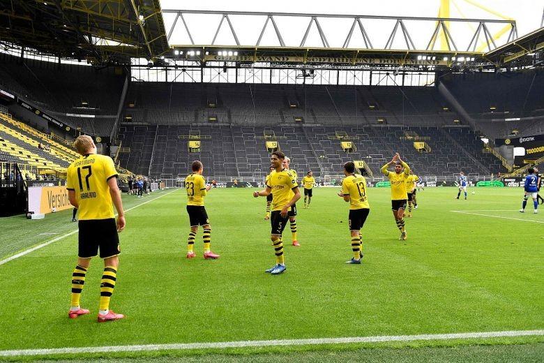 Bundesliga ngày trở lại - ảnh 3