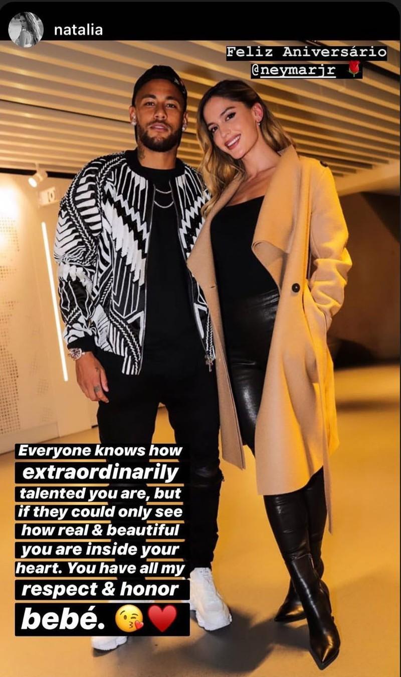 Lộ diện bạn gái siêu mẫu của Neymar? - ảnh 3