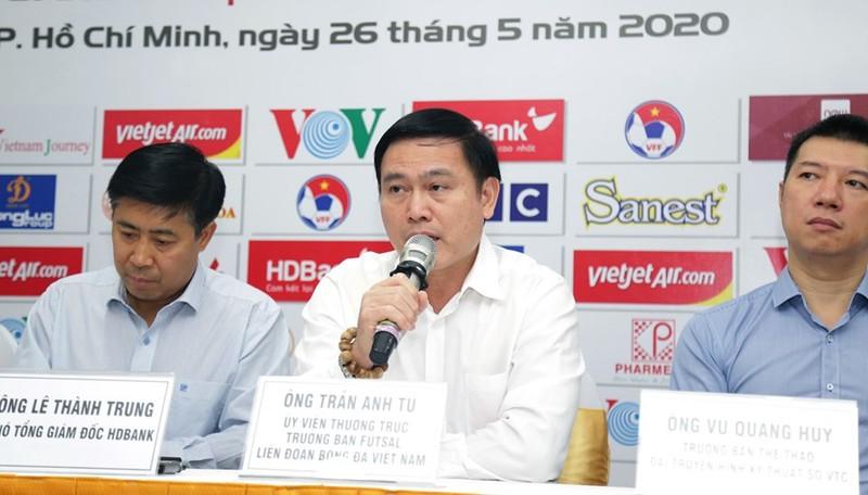Đến lượt Futsal Việt Nam trở lại - ảnh 1