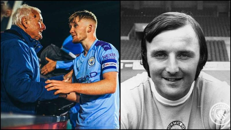 Cầu thủ trẻ tuổi nhất lịch sử Man. City đá đội A vừa qua đời - ảnh 1