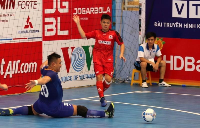 Quảng Nam vô địch vòng loại, hẹn gặp tân binh ở Cúp Quốc gia - ảnh 1