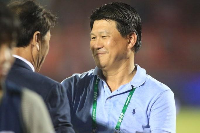Sài Gòn FC soán ngôi đầu V-League của TP.HCM, nhóm 1 cực căng - ảnh 1