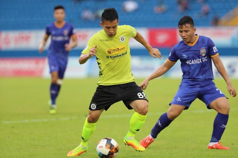 Quang Hải đổ máu, Hà Nội FC vượt ải Gò Đậu - ảnh 2