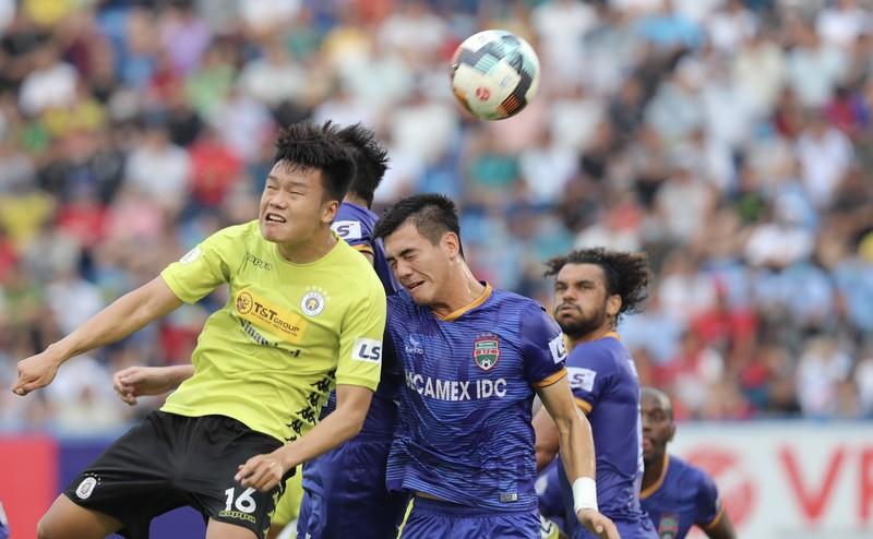 Quang Hải đổ máu, Hà Nội FC vượt ải Gò Đậu - ảnh 3