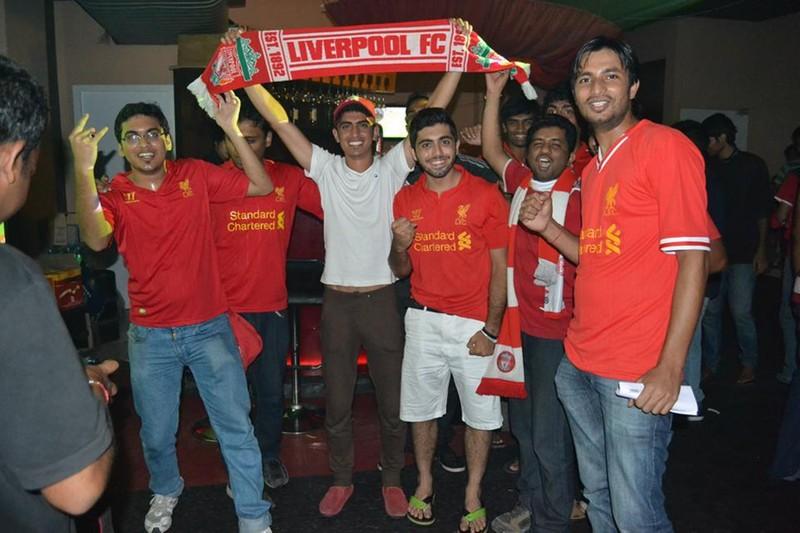 Các fan Liverpool khắp thế giới ăn mừng ra sao? - ảnh 3