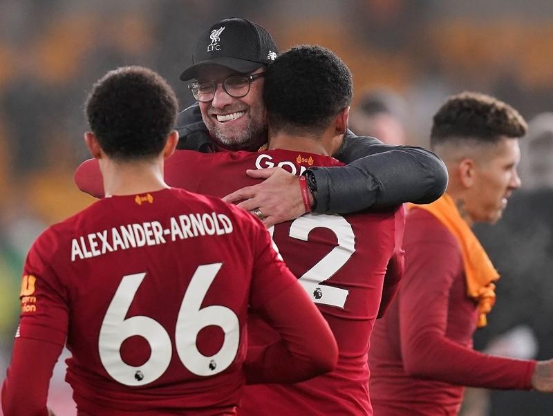Tham vọng của Liverpool chưa dừng lại - ảnh 1