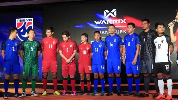 Thương hiệu 'ám' đội tuyển Thái Lan tài trợ cho AFF Cup 2020 - ảnh 1