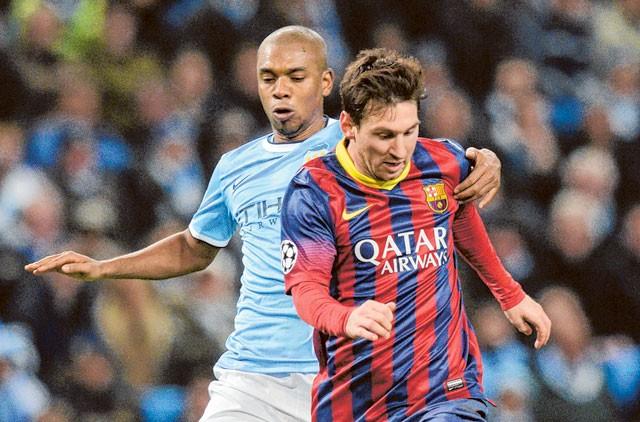 Messi bỏ Barca về đá cặp với Ronaldo ở Juventus - ảnh 4