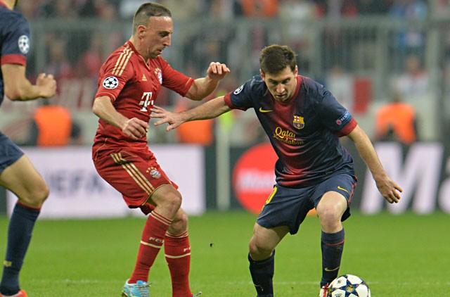 Messi bỏ Barca về đá cặp với Ronaldo ở Juventus - ảnh 6