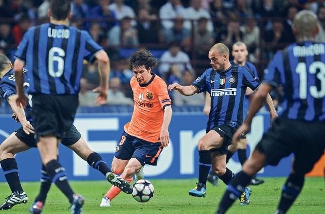Messi bỏ Barca về đá cặp với Ronaldo ở Juventus - ảnh 7