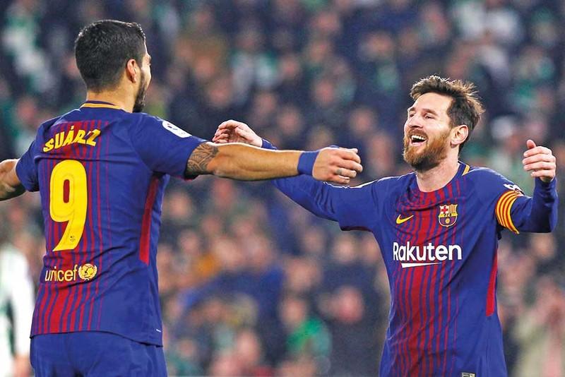 Messi bỏ Barca về đá cặp với Ronaldo ở Juventus - ảnh 1