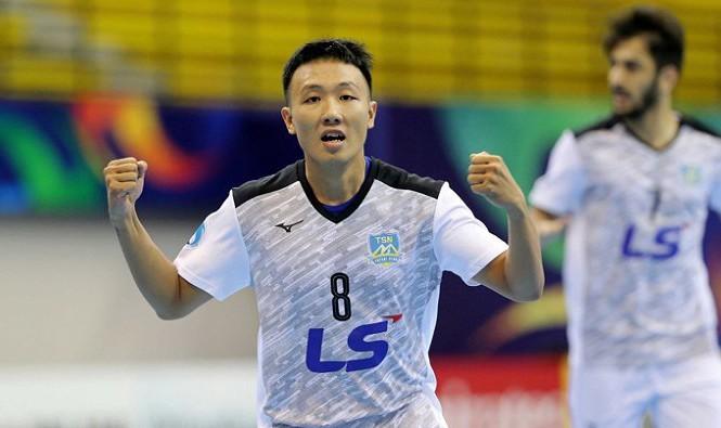 Thái Sơn Nam vô địch lượt đi - ảnh 1