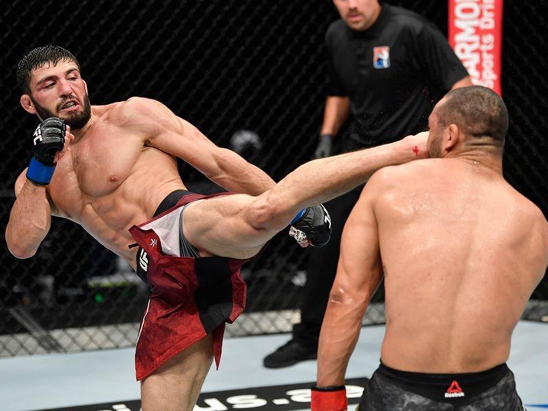 Toàn cảnh sự kiện UFC 251  - ảnh 11
