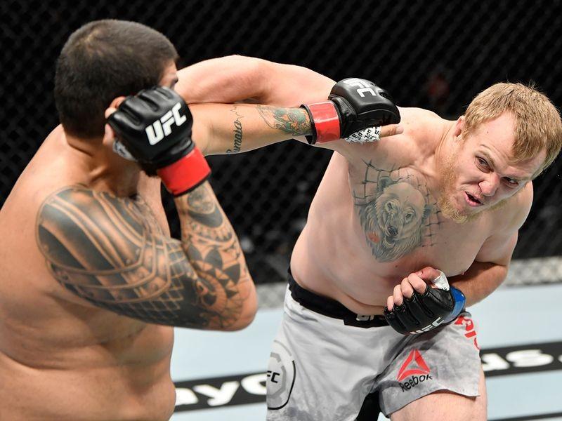 Toàn cảnh sự kiện UFC 251  - ảnh 12