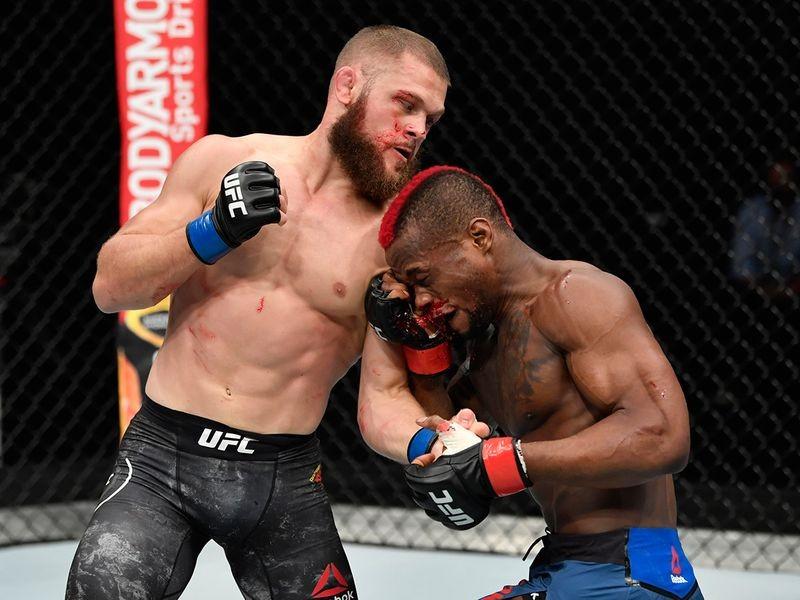 Toàn cảnh sự kiện UFC 251  - ảnh 3