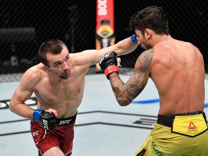 Toàn cảnh sự kiện UFC 251  - ảnh 5