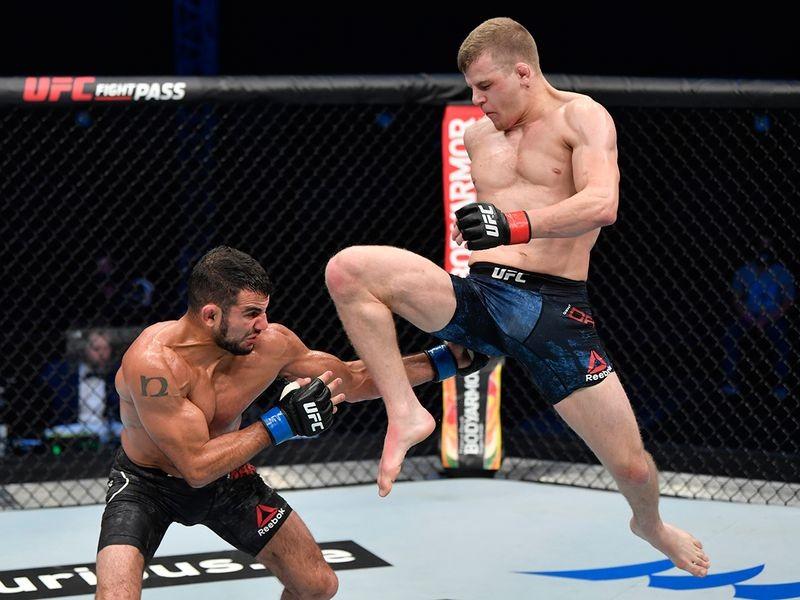 Toàn cảnh sự kiện UFC 251  - ảnh 7