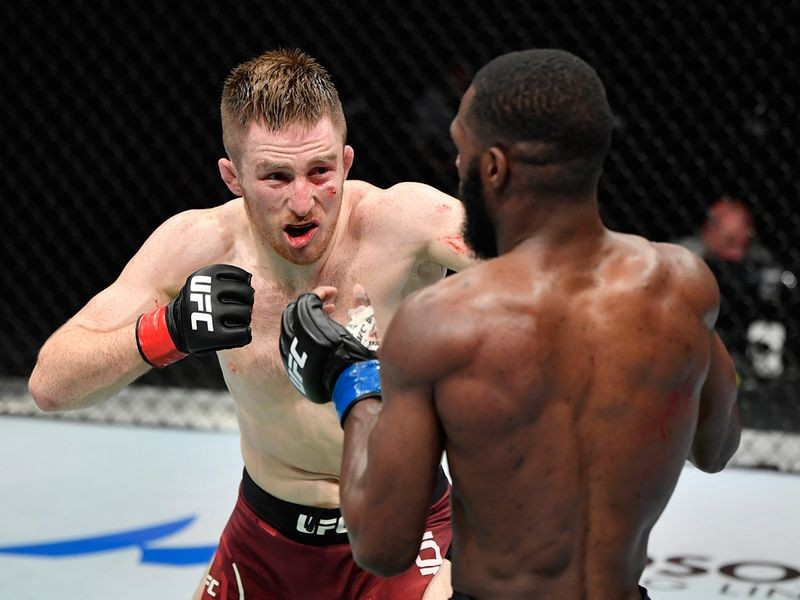 Toàn cảnh sự kiện UFC 251  - ảnh 9