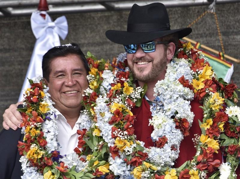 Chủ tịch LĐBĐ Bolivia chết vì COVID-19 - ảnh 1