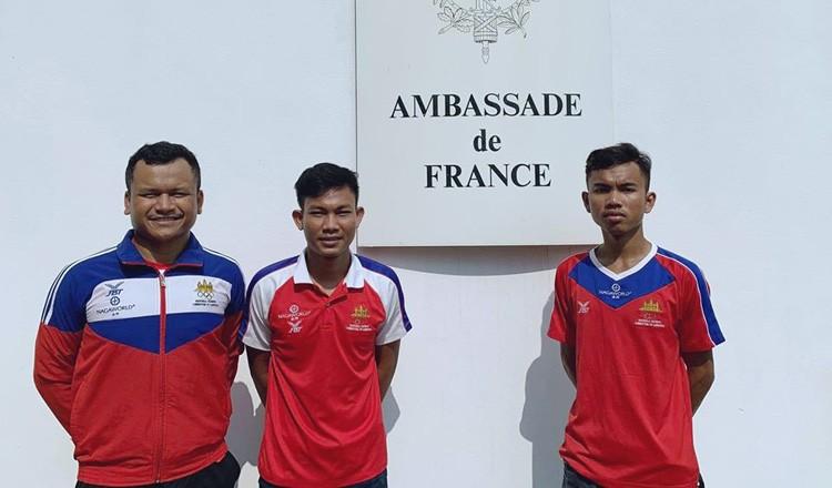 Đến quê hương Tour de France học để lấy vàng SEA Games 31 ở VN - ảnh 1