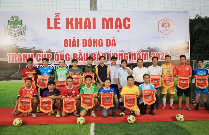Cựu đội trưởng tuyển Việt Nam lan tỏa bóng đá phong trào - ảnh 1