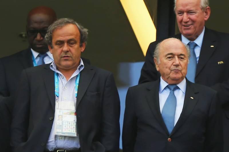Cựu Chủ tịch FIFA yêu cầu đình chỉ chức vụ ông Infantino - ảnh 1