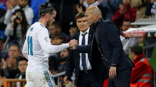Bale nói gì với Zidane khi Real Madrid đến Manchester? - ảnh 1